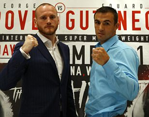 George Groves returns to the ring on November 18 against opponent who once beat Gennady