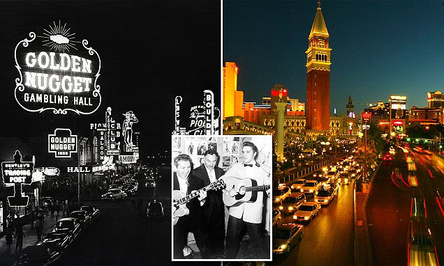 The rise of America's entertainment capital: Exploring Las Vegas 60 years after Elvis