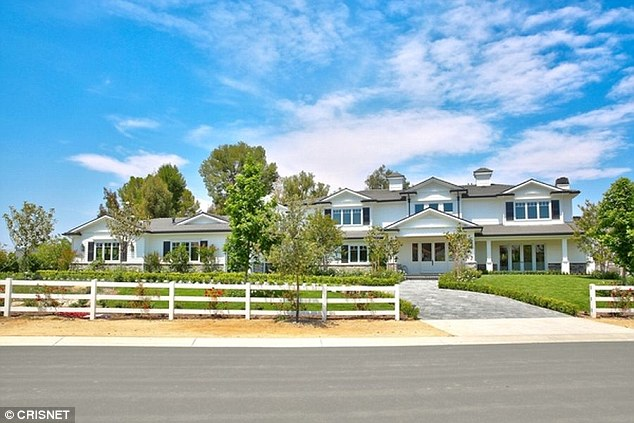 Adding to her portfolio: Kylie has purchased her fourth home for $12 million in Hidden Hills