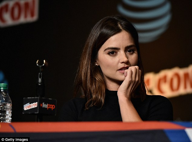 New opportunities: Jenna said goodbye to the popular series last month