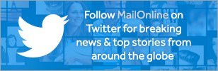 Follow MailOnline on Twitter