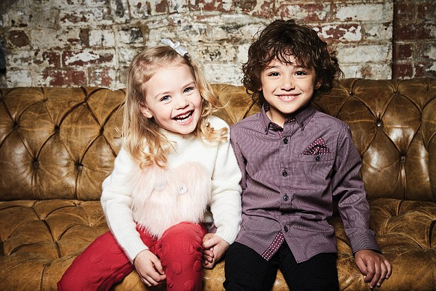 Kate has curated the Kite and Cosmic children¿s clothing collection,which is available in sizes 3-12 years old and starts from £8,