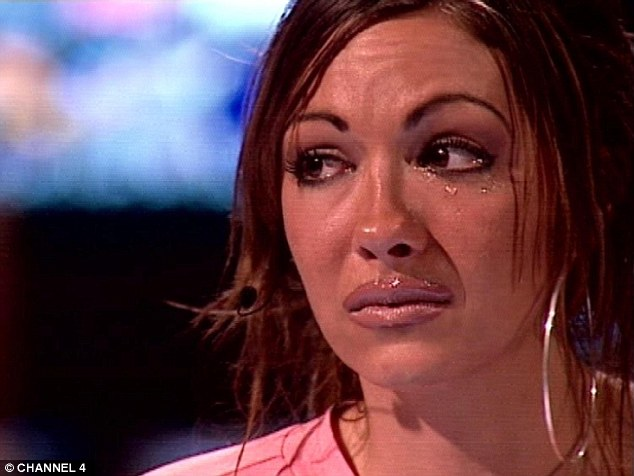 Looking back: Jodie also reflected on her emotional Celebrity Big Brother appearance in 2006