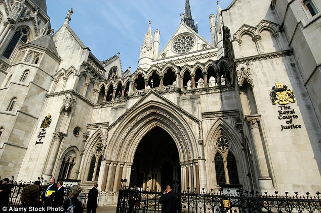 Legal disputes: Some 116 cases were brought in the High Court under the Inheritance Act last year