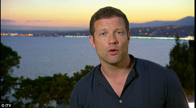 Comeback kid:Dermot made his return to ITV series The X Factor this year to rave reviews, having left the show after seven years in 2014