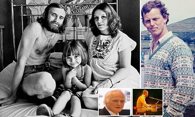 The extraordinary untold truth about the affairs of Phil Collins' wife