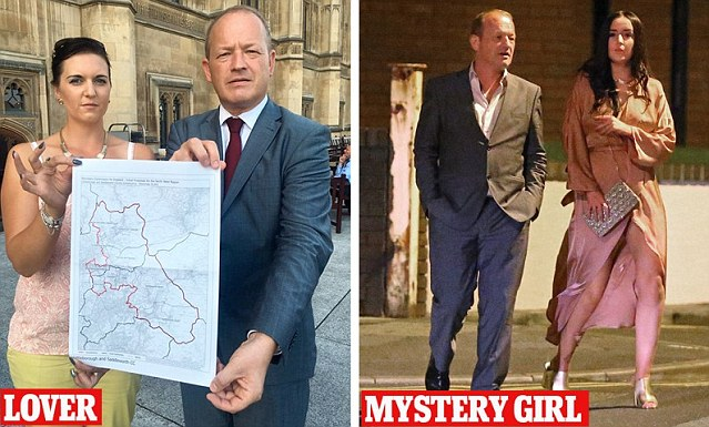 Tory MP's granddaughter has a fling with serial womaniser and Labour MP Simon Danczuk