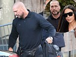 Picture Shows: Pascal Duvier  October 06, 2016\n \n Kim Kardashian's bodyguard Pascal Duvier, who has become a news headline himself this week, is seen outside Kim and Kanye's home in New York City, New York, USA.\n \n Rumors are swirling that Pascal might be fired after Kim was recently robbed in Paris. \n \n Non Exclusive\n UK RIGHTS ONLY\n \n Pictures by : FameFlynet UK © 2016\n Tel : +44 (0)20 3551 5049\n Email : info@fameflynet.uk.com