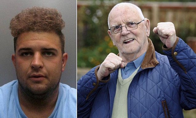 Durham mugger takes on 85 year old man only to realise he was a former boxer