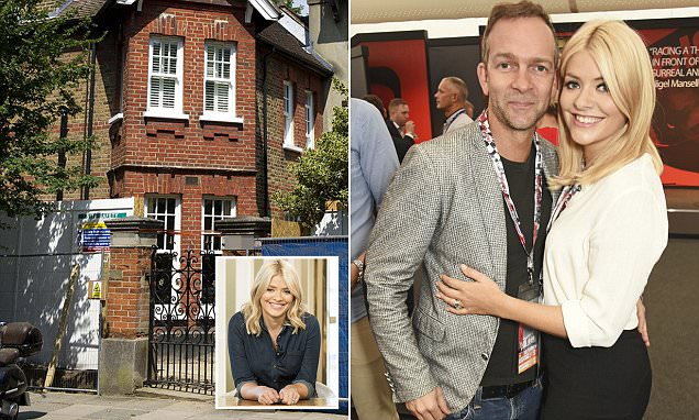 This Morning presenter Holly Willoughby angers her neighbours over plans to add a