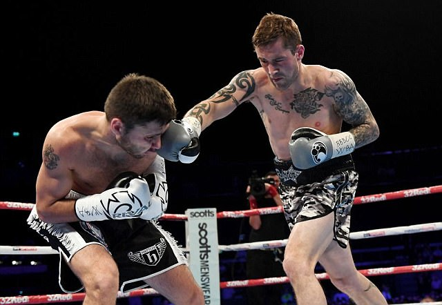 Ricky Burns beats Kiryl Relikh by unanimous decision to defend his WBA world