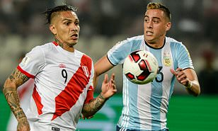 Peru 2-2 Argentina: Everton defender Ramiro Funes Mori goes from hero to villain