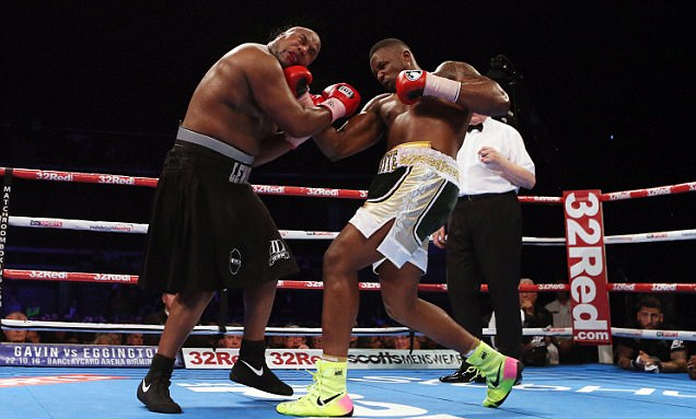 Dillian Whyte beats Ian Lewison to claim the vacant British heavyweight title in Glasgow