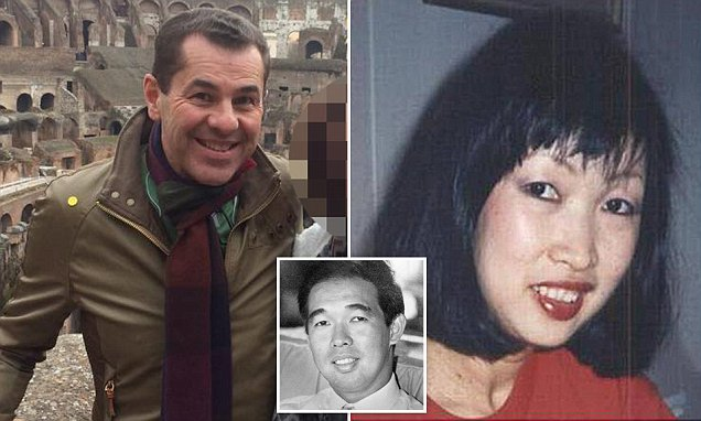 Mark Caleo supported by wife in court over murder of his Rita Caleo in Sydney in 1990