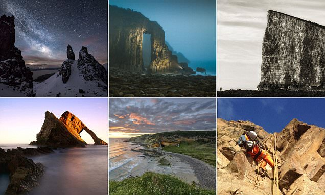 Britain and Ireland's stunning landscape captured in fascinating images