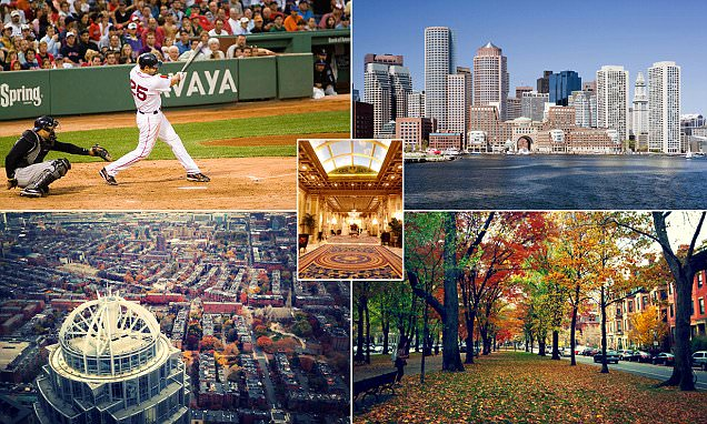 See the leaves turn in beautiful Boston: For shoppers, historians or sports fans, this New