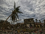 Officials say Hurricane Matthew caused catastrophic damage, crushing bridges, forcing rivers to overflow and blowing roofs apart in Haiti