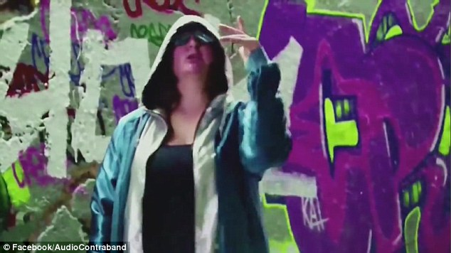 Back in the day:X Factor wannabe Honey G is getting fresh attention for an old video