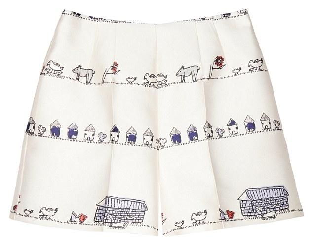 Kid friendly: In Print shorts, $72.55, asos.com