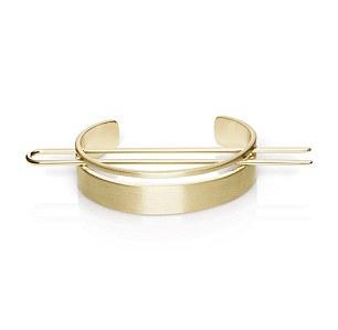 Get the look: Jen Atkin x Chloe + Isabel bun cuff, $45, chloeandisabel.com