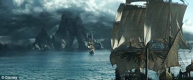The new Pirates movie is slated for a May 26, 2017, release