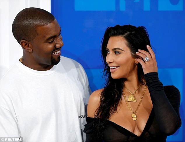 Rapper West, father to Kim's daughter North, three, and son Saint, ten months, was once the biggest earner in the relationship. But last year Kim earned £35million, outstripping Kanye