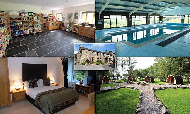 Five of the best countryside homes with their own businesses