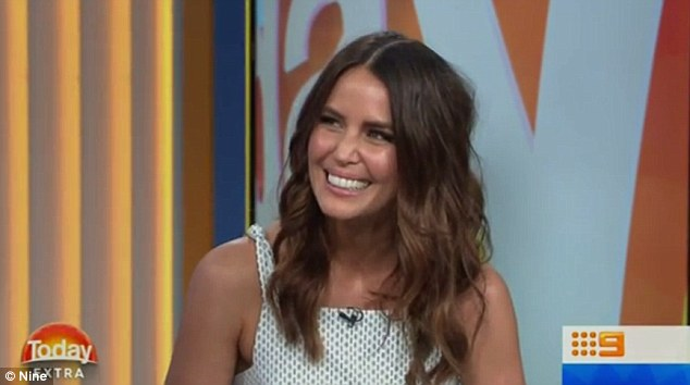 'She loves him!' Jodi Gordon, 31, revealed adorable details about her adorable tot this week, revealing to The Today Show on Saturday that Aleeia has taken a liking to Harry Styles.