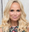 Flower power: Kristin Chenoweth attended The Build Series to discuss her new album The Art of Elegance at AOL HQ in NYC.