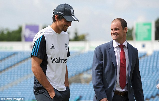 Strauss faced media on Tuesday as he was officially presented and he faced some tough questions