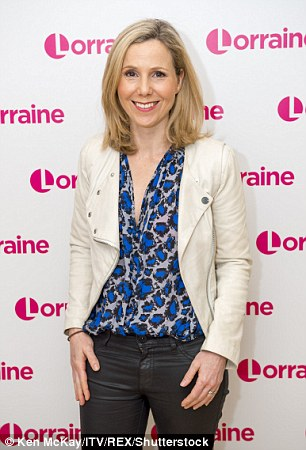 Sally Phillips (pictured) has spoken out about how pregnant women are being pressured to abort babies with Down's syndrome