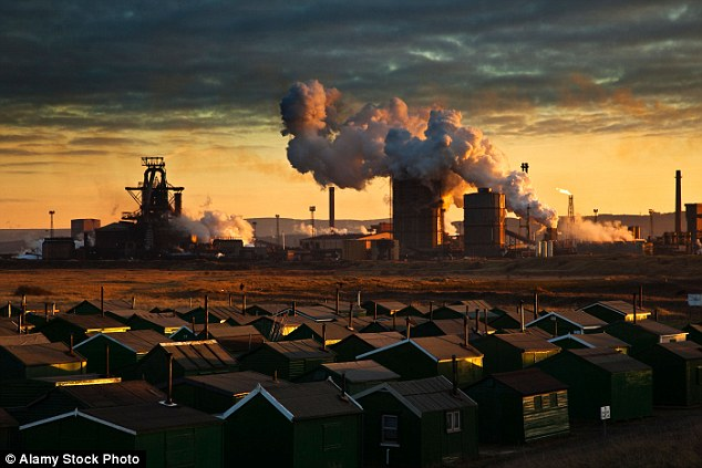 The steel industry  has been at the core of the identity of Teesside and its people for more than a century
