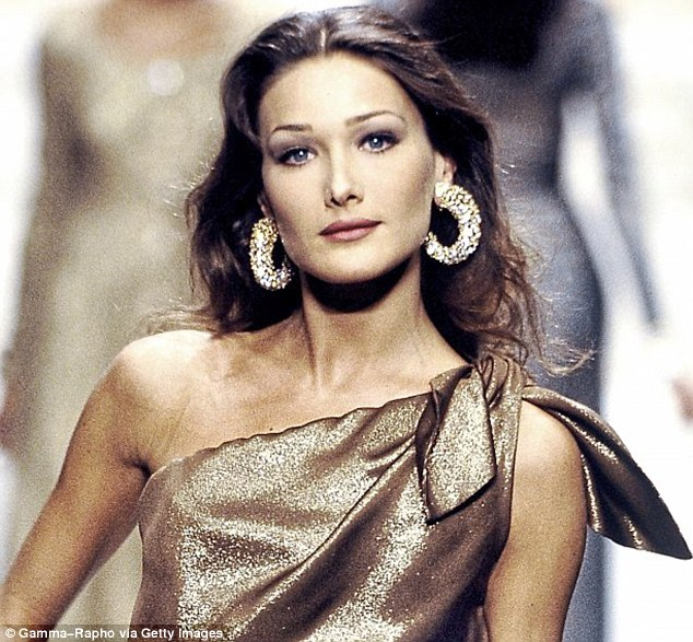 From Carla Bruni (pictured) to Dior, this well-researched book makes you feel as learned as Vivienne Westwood