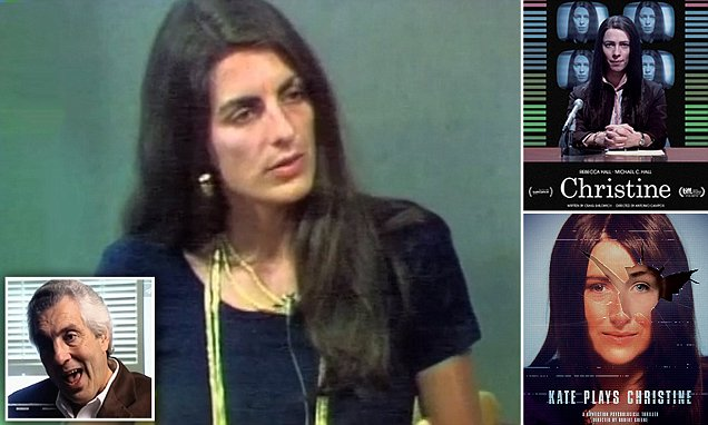 Brother of TV anchor Christine Chubbuck who killed herself on air speaks ahead of new film
