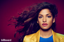 M.I.A. Photos: The Billboard Shoot