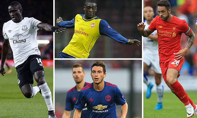 From Yaya Toure to Yaya Sanogo... Here are 10 of the Premier League's forgotten men from