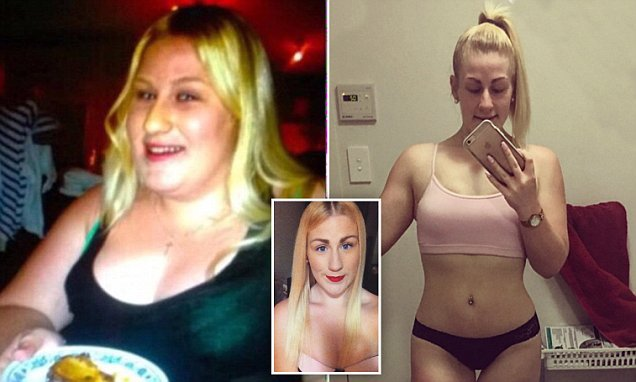 Queensland woman loses 42 KILOS after overcoming her hatred of the gym
