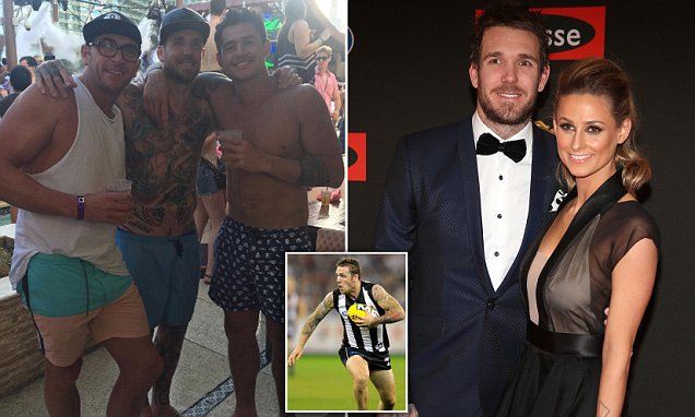 Former Collingwood star Dane Swan opens up about his 'recreational' drug use during his