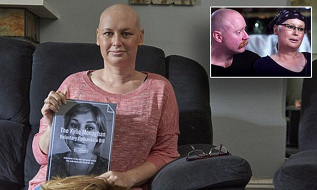 Euthanasia campaigner Kylie Monaghan loses battle with breast cancer in Port Pirie