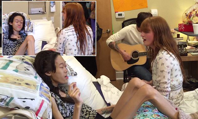 Teen serenaded by Florence & The Machine dies of cancer months after their duet