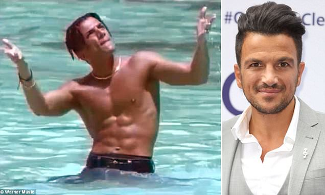 Peter Andre takes our health quiz