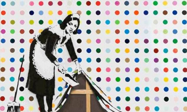 Banksy has turned spray painting into an art form worth a fortune - what to watch out for