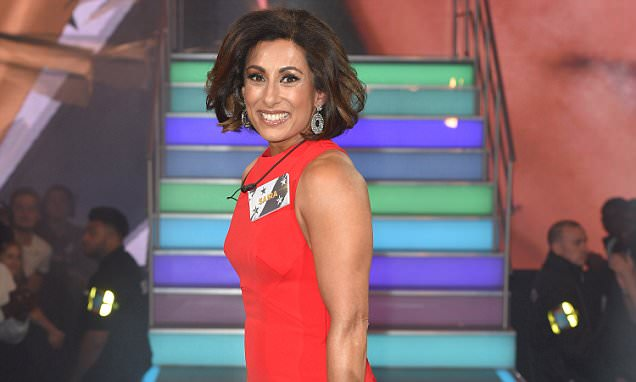 'If I have money, I always buy property' says Loose Women's Saira Khan who went from a