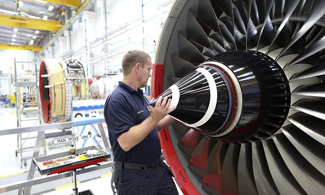 Rolls-Royce chief backs Theresa May's proposal to put workers on boards