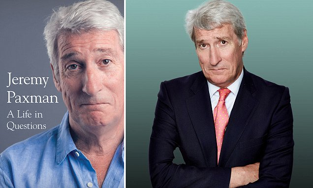 What VERY saucy question flummoxed Jeremy Paxman?