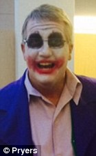 Pryers is run by Ian Pryer, pictured as The Joker for Children In Need