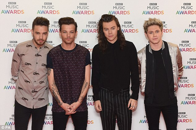 Hiatus: One Direction, pictured in July, are taking a break to focus on individual projects