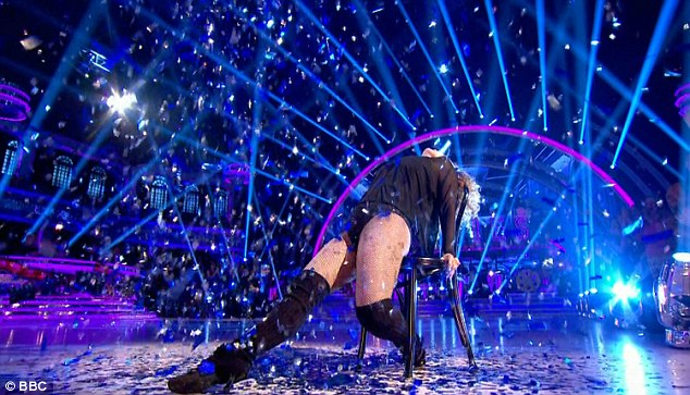 Big finish! The Eternal singer beamed after receiving an impressive 31, admitting she had so much fun preparing the number over the week