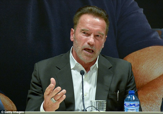 Arnold Schwarzenegger has joined the growing list of prominent Republicans who are denouncing Donald Trump after he was caught making lewd remarks about women in 2005