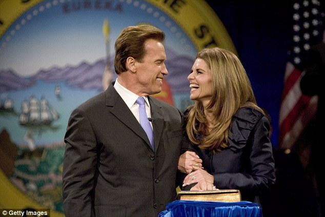 Shriver filed for divorce shortly after the scandal broke, ending the couple's 25-year marriage
